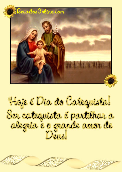 Dia do Catequista Imagem 4