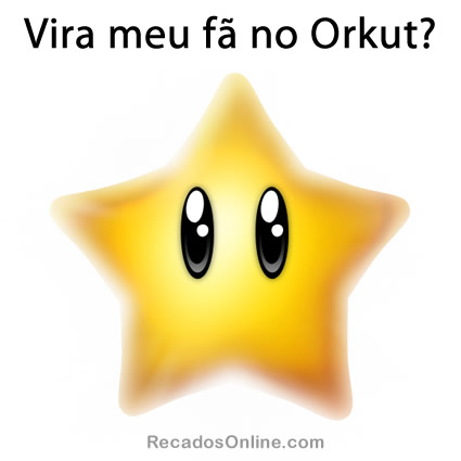 Fãs no Orkut