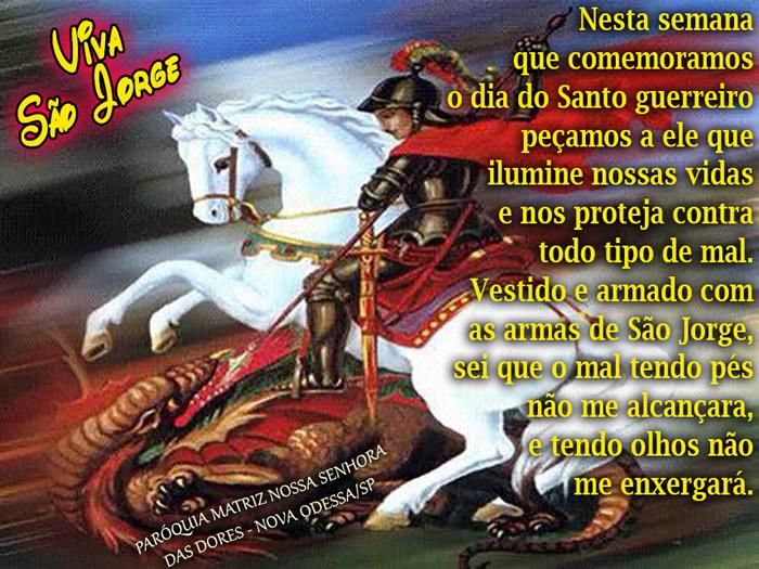 Dia de São Jorge Imagem 2