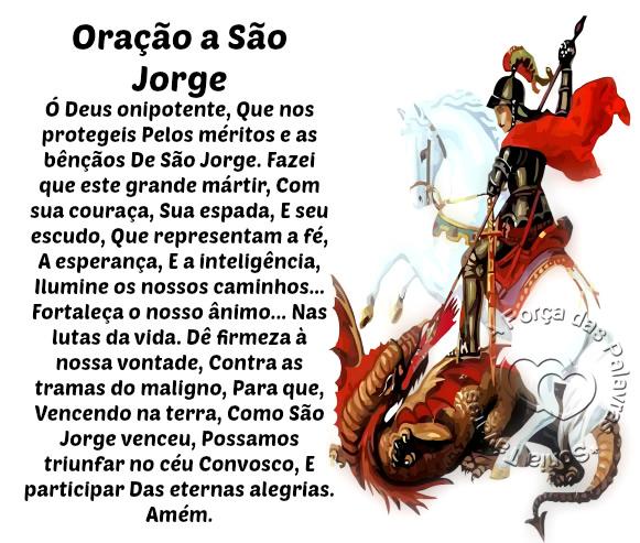 Dia de São Jorge Imagem 3