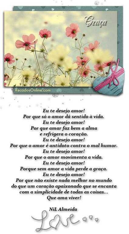 Poemas de Amor Imagem 3