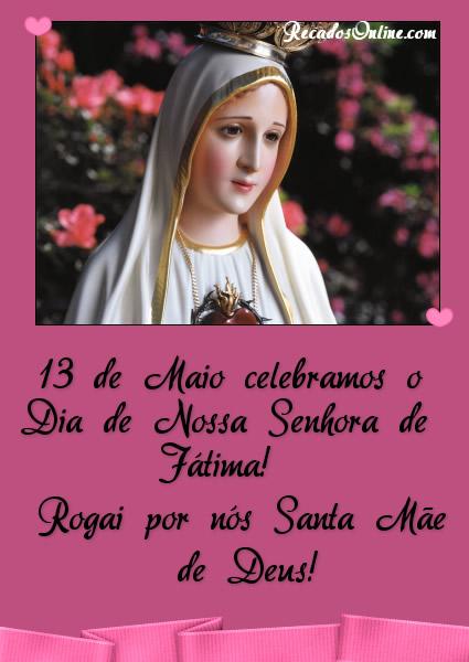Dia de Nossa Senhora de Fátima Imagem 6