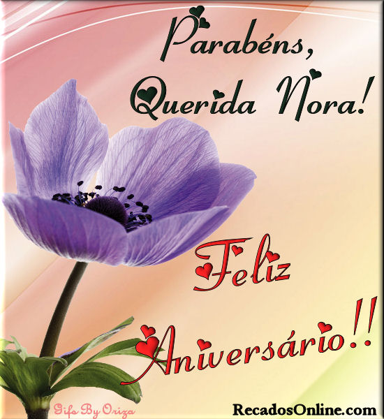 Aniversário de Nora Imagem