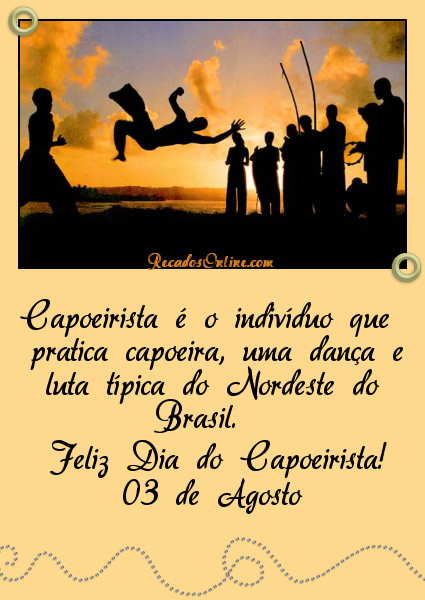 Dia do Capoeirista Imagem 3