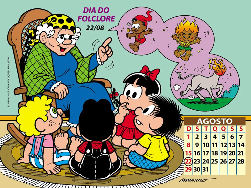 Dia do Folclore Imagem 4