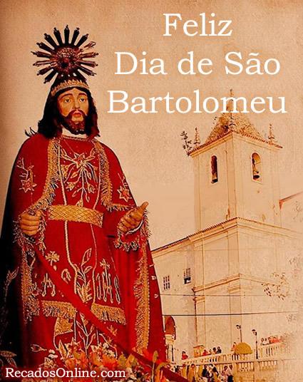 Dia de São Bartolomeu Imagem 1