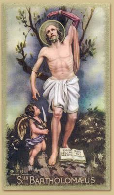 Dia de São Bartolomeu Imagem 3
