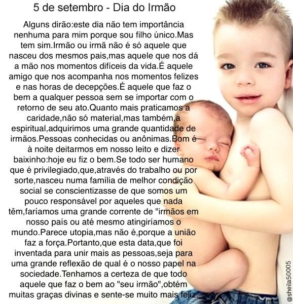 Feliz Dia Dos Irmãos Frases Ue14 Ivango