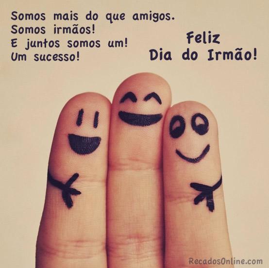 Somos mais do que amigos...