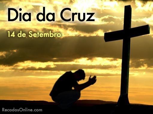 Dia da Cruz 14 de Setembro