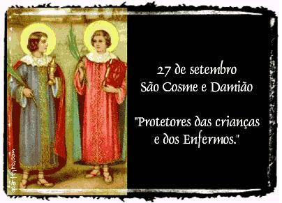 Dia de Cosme e Damião Imagem 4