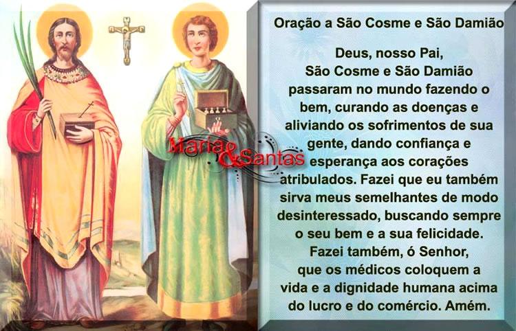 Dia de Cosme e Damião Imagem 1