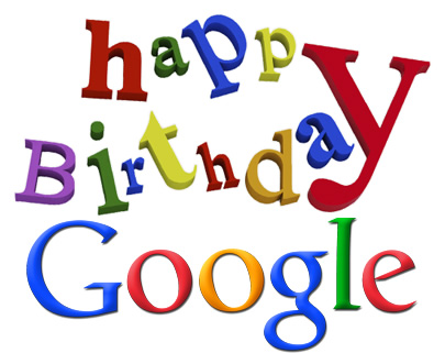 Feliz Aniversário Google imagem 3