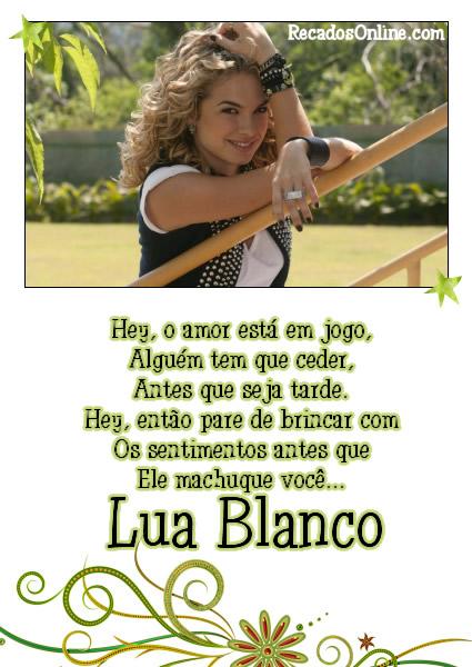 Lua Blanco 9