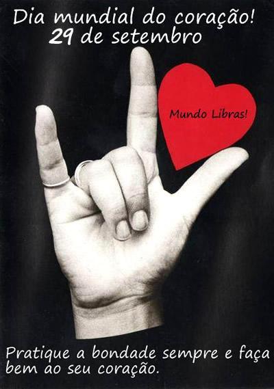 Imagens e Frases de Dia Mundial do Coração