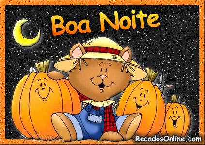 Boa Noite Halloween imagem 1