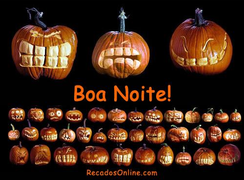 Boa Noite Halloween imagem 2