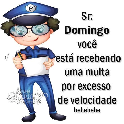 Domingo tá Acabando Imagem 8
