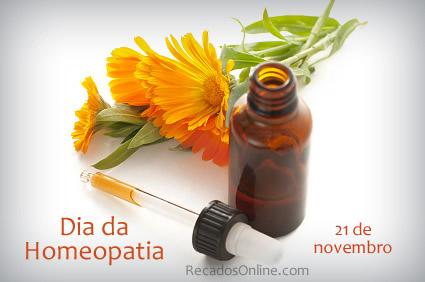 Dia da Homeopatia imagem 1
