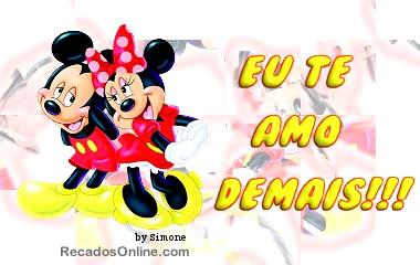Te Amo Demais Imagem 5