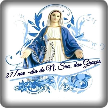 Dia de Nossa Senhora das Graças Imagem 9