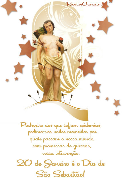 Dia de São Sebastião Imagem 4