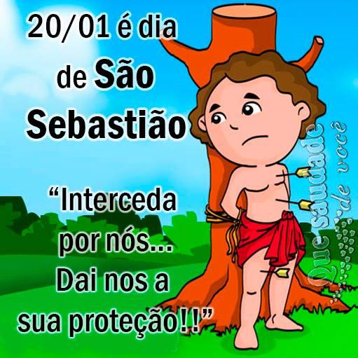 Dia de São Sebastião imagem 1