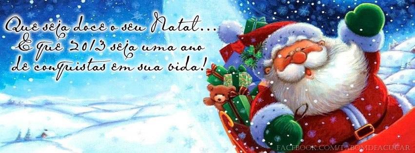 Julie Dreams Capas Para Facebook Natal