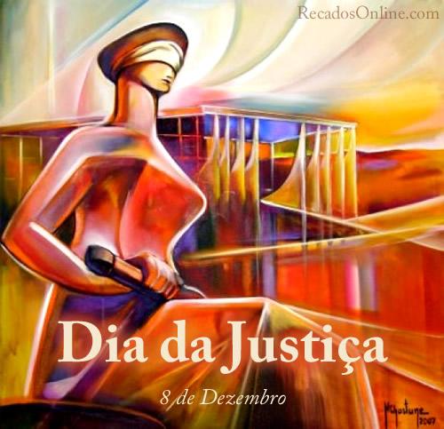 Dia da Justiça 8 de...