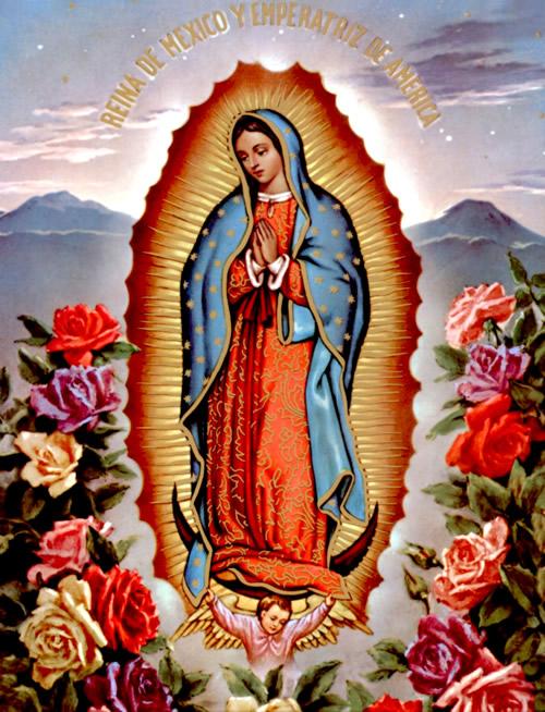 Dia de Nossa Senhora de Guadalupe imagem 5