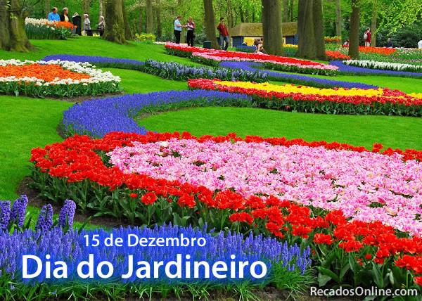 Dia do Jardineiro imagem 1