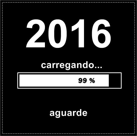 2014 carregando 99% Aguarde