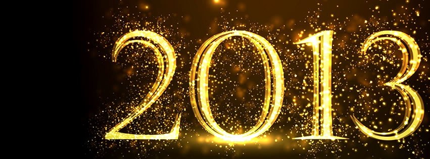 Capas para Facebook de Ano Novo - Mensagens e Recados para Facebook