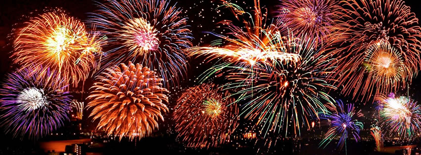 Capas para Facebook de Ano Novo Imagem 8