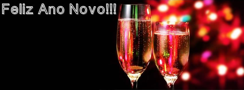 Capas para Facebook de Ano Novo Imagem 2