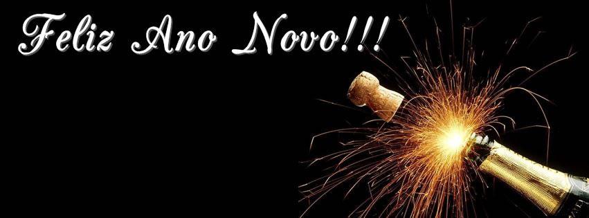 Capas para Facebook de Ano Novo Imagem 4