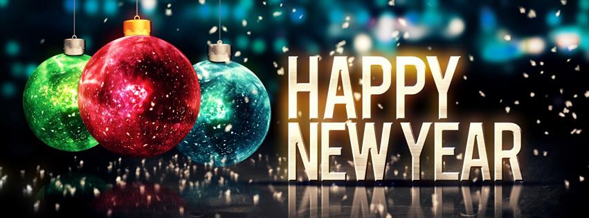 Capas para Facebook de Ano Novo imagem 3