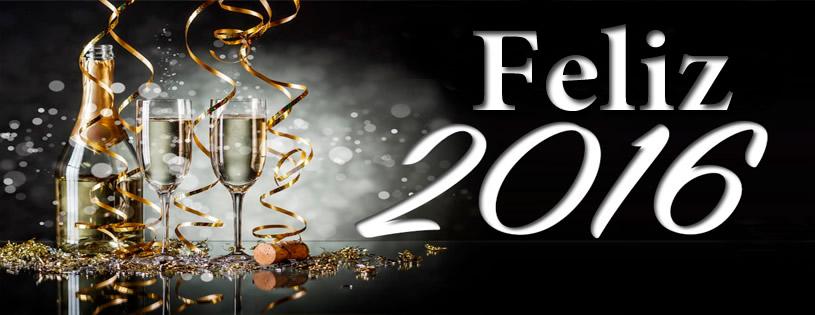 Capas para Facebook de Ano Novo Imagem 1