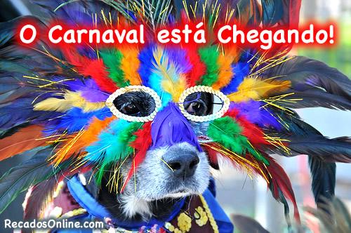 O Carnaval está Chegando imagem 1
