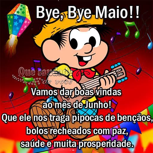 Adeus Maio Imagem 4