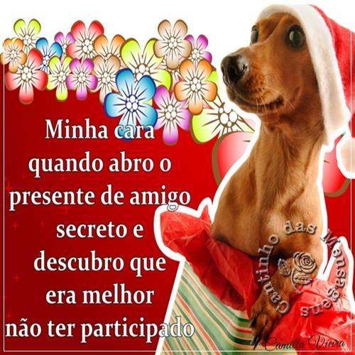 Amigo Secreto Imagem 2