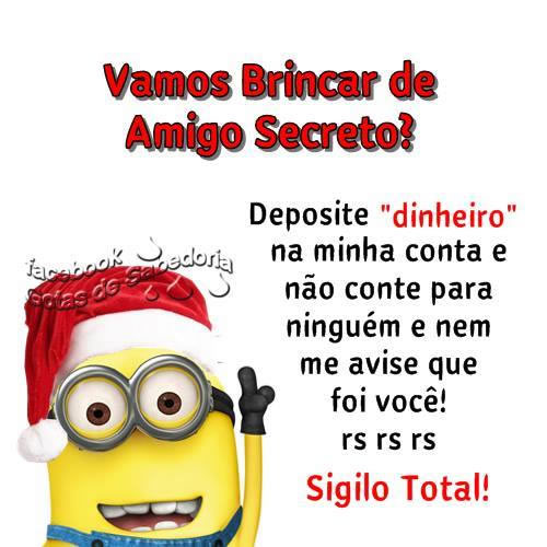 Amigo Secreto Imagem 3