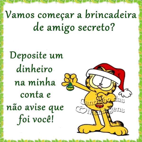 Amigo Secreto Imagem 4