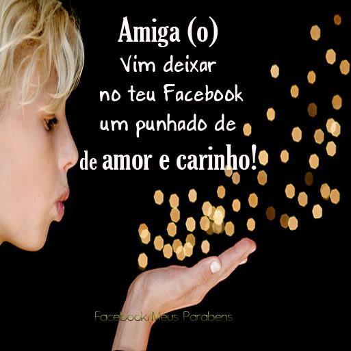Amigos do Facebook Imagem 5