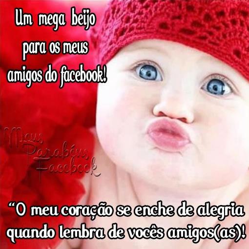 Amigos do Facebook Imagem 7