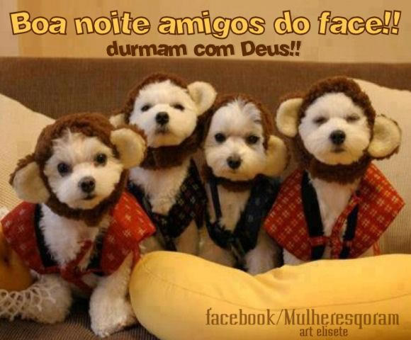 Imagens De Boa Noite Para Facebook: Imagens E Mensagens Para Facebook