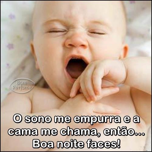 Boa Noite Facebook Imagem 4