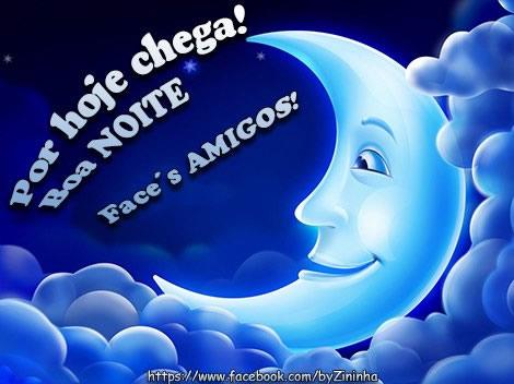 Boa Noite Facebook Imagem 8
