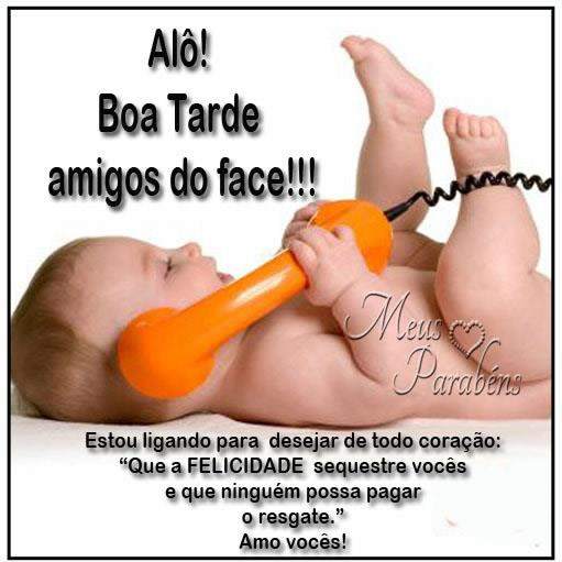 Boa Tarde Facebook Imagem 8