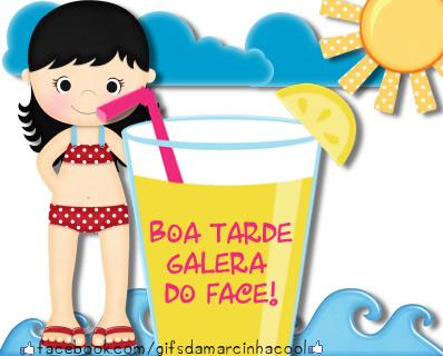 Boa Tarde Facebook Imagem 9